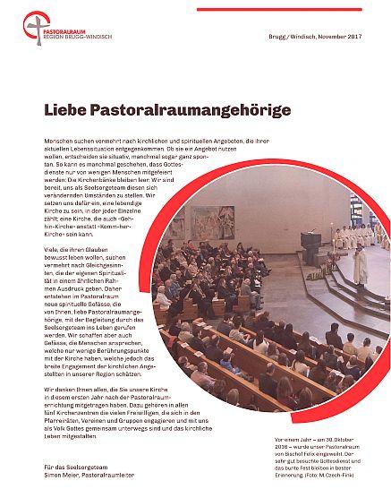 Pastoralbrief 2017
