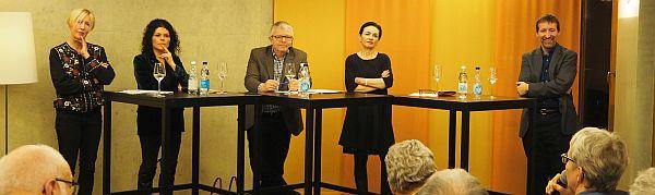 2. Podiumsdiskussion - Politik - Auftrag der Kirche?!