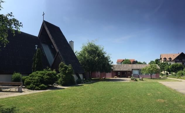Das Paulushuus, die Baracke neben der Pauluskirche, hat ihr Lebensende erreicht.