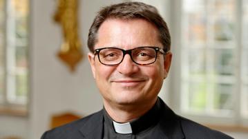 Foto von Bischof Felix
