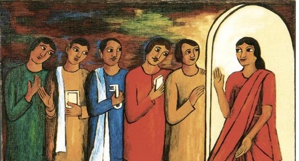 Darstellung von Maria Magdala
