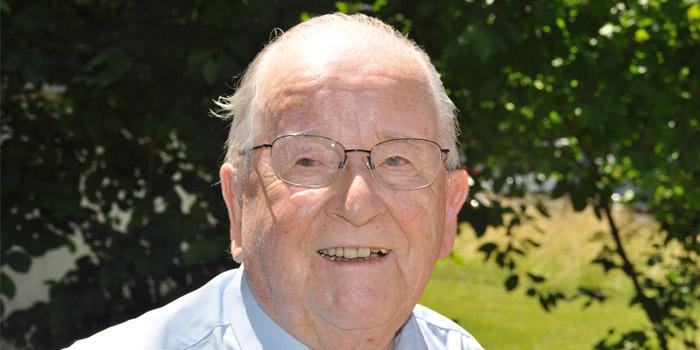 Pfarrer Eugen Vogel