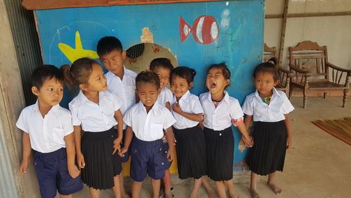 Kinder von Kep Children