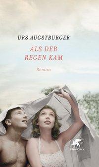 Buchcover - Als der Regen kam