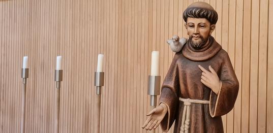 Der Heilige Franziskus