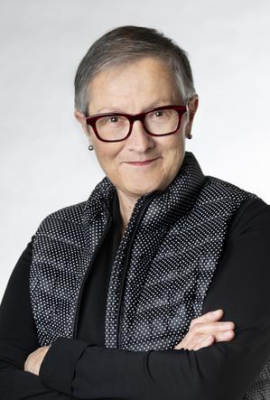 Die langjährige Finanzverwalterin der Kirchgemeinde Brugg-Windisch, Silvia Schneider.