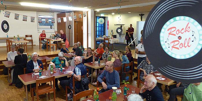 Ein Dankesfest für die freiwillig Engagierten in Brugg.